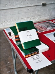 Photograph of Green Books