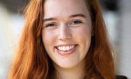 BA (Hons) Acting graduate Katie Toon.