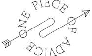 One Piece of Advice circular logo