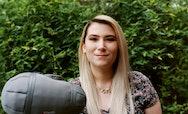 AUB Graduate Izzy Lambert-Stiles