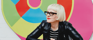 Morag Myerscough portrait