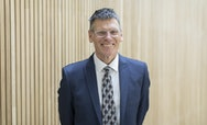 Prof. Paul Gough is the Principle and Vice-Chancellor of AUB