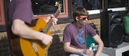 AUCB students musical moments on campus