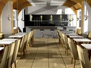Cafe / Restuarant interior design
