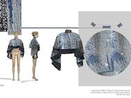 Digital fashion image