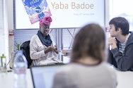 Yaba Badoe British-Ghanaian filmmaker