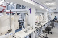 Costume Studio featuring mannequins and sewing machines