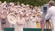 Costumes for Wimbledon to celebrate 80 years of working the camera