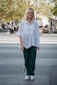 GFW Prize Winner Olga Petrusewicz