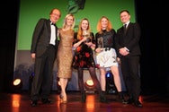 Team Zebra at the RTS Regional Awards