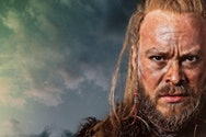 Viking hair and makeup