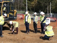 Chairs of Governors, Chris Martin, Breaking the Ground