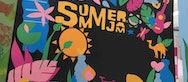 SUMMER JAM FESTIVAL BANNER
