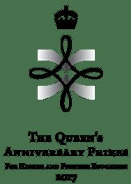 Logos Accreditation Queens Anniversary 2