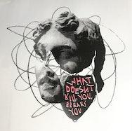 Marble head art image