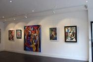 508 Gallery in Chelsea