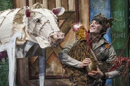 Milky the Cow for Into the Woods with Jack