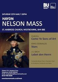 Nelson mass poster