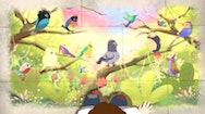 Nine coo five animation