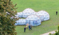 Michael Pinsky's ground-breaking Pollution Pods