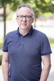Professor Paul Wenham-Clarke