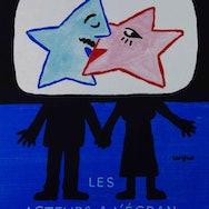 Les Acteurs A L'Ecran poster