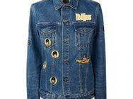 The Beatles jacket front