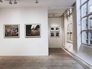 Inside of Heni Gallery