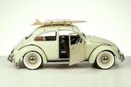 Model of a VW Beetle Car