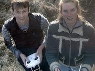 Andrew & Caitlin Webb-Ellis
