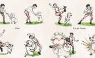 Illustration from children's story book