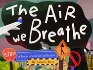 The Air we Breath by Amelia Best, BA (Hons) Illustration