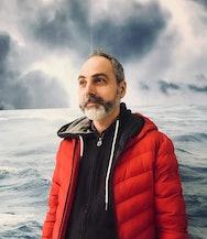 Andrew Spackman portrait