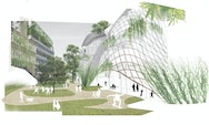 The Urban Chine by Charley Harvey, BA Architecture Architecture (Part 1 ARB/RIBA)