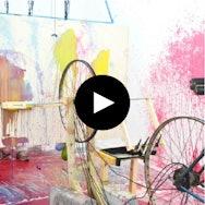 Fine art video image