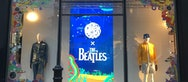 The Beatles collection window