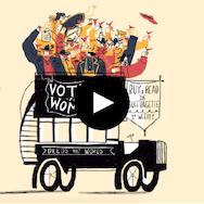 Illustration video image