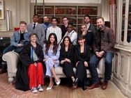 BBC Our Girl cast