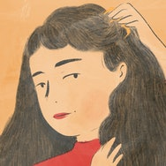 illustration of face