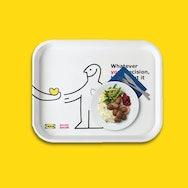 Ikea tray design